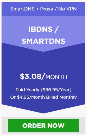 IBDNS Review - Smart DNS Provider Reviews